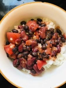 red rice and beans #heatherearles #herbnwisdom #naturalliving #redriceandbeans #dinnerideas #foodblogger