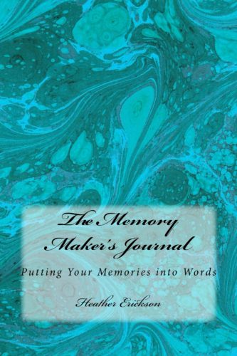 The Memory Makers Journal- Turquoise Edition