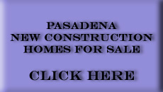 Pasadena New Construction Homes