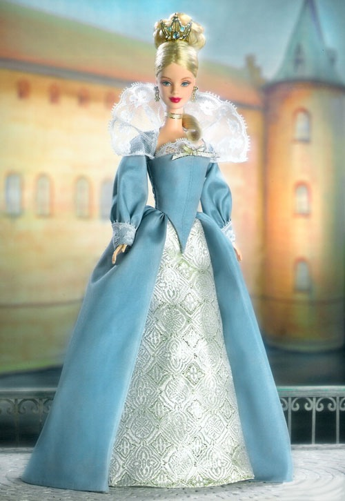Barbie Dolls of the World: Denmark