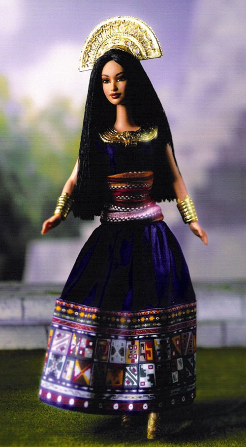 Barbie Dolls of the World: Inca