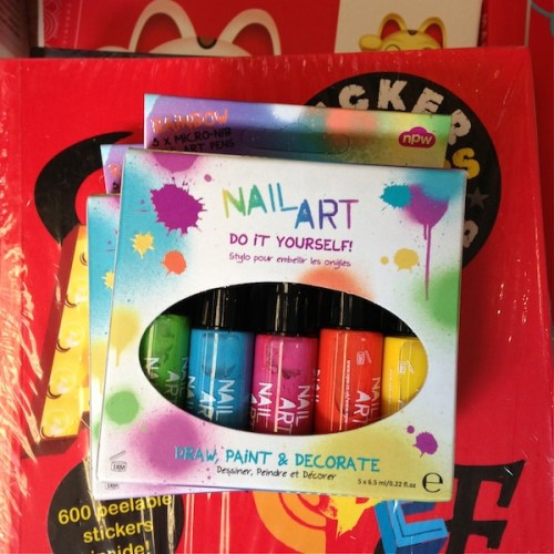 DIY Nail Art Kit