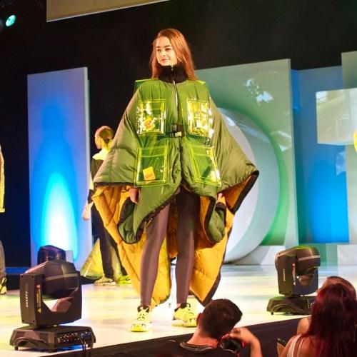 The Spirit of Otis Fashion: Recycled Fashion