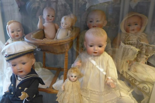 Vintage Dolls at Angel's Attic