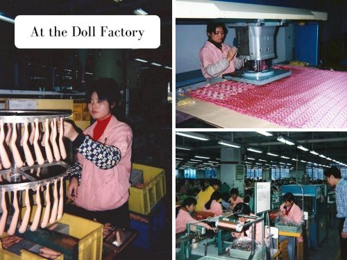 At the Doll Factory