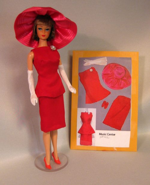 Tailored Doll Patterns - Sew your own clothes for Barbie doll
