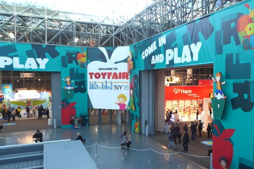 New York Toy Fair: The Javits Center