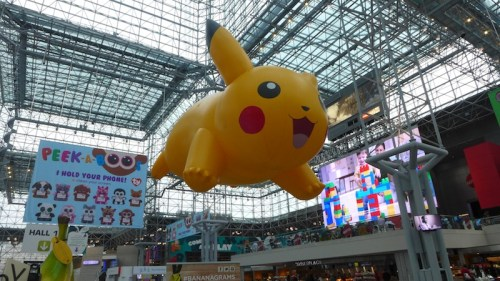 New York Toy Fair: The Giant Pokemon