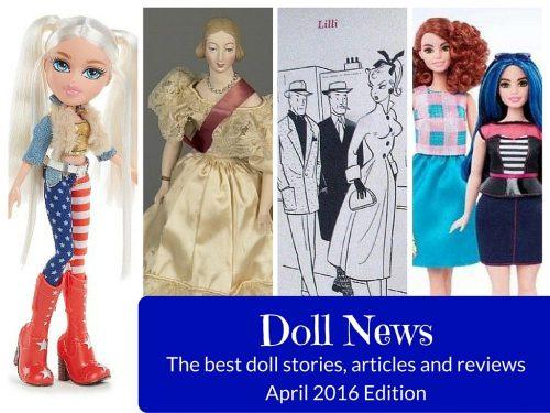 Doll News April 2016