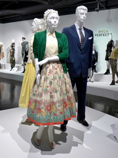 Brooklyn: Costumes from the Movies of 2015 on display at FIDM