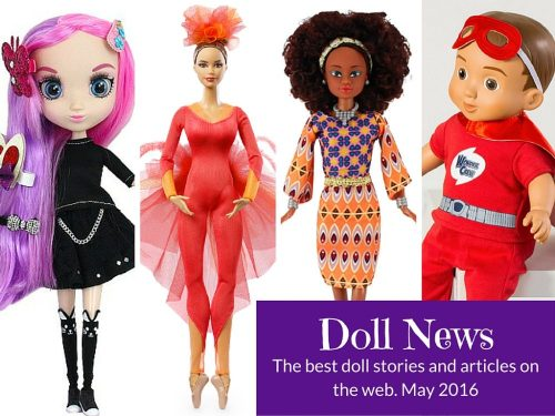 Doll News May 2016