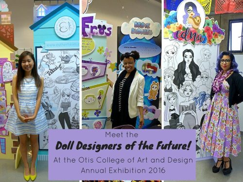 Meet the Doll Designers of the Future