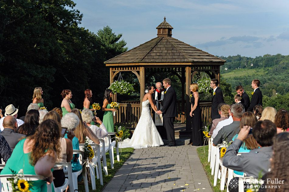 Crystal Amp Rogers Wedding At Zukas Hilltop Barn Spencer MA