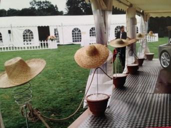 Louis Vuitton Event, Paris. Heather Gartside. 1996