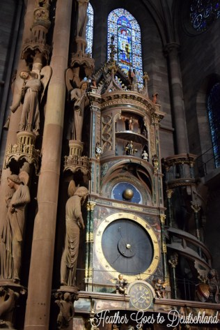 Pillar of Angels and an Astrological Clock.