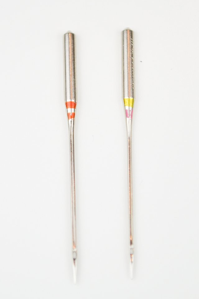 colors of sewing machine needles