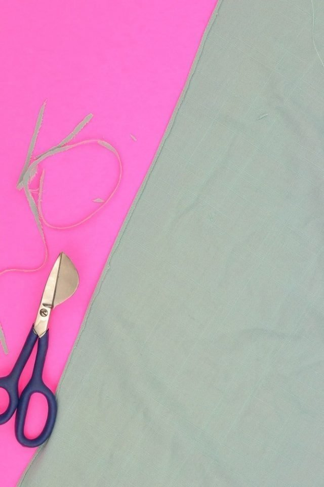 sew a rolled hem without foot