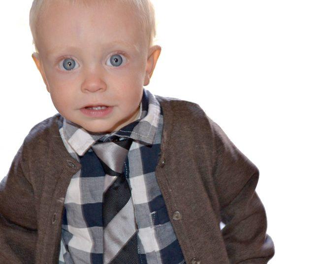 easy diy baby tie