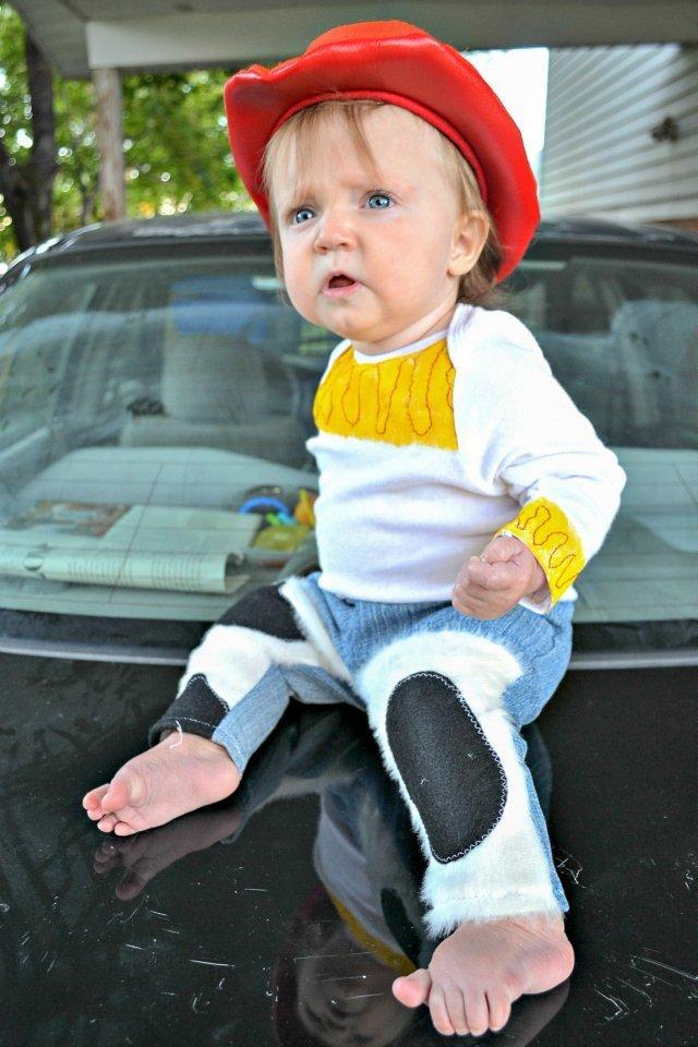 baby jesse costume