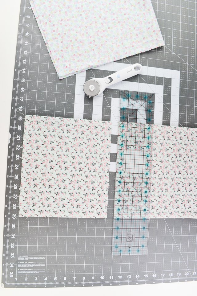 cut fat quarter