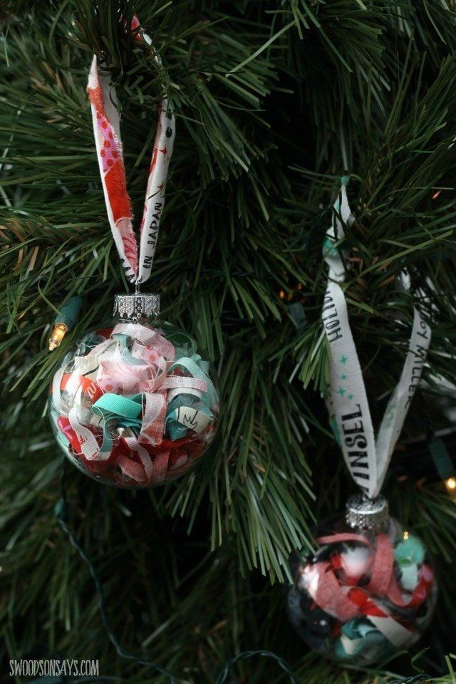 10 Sewing Christmas Ornaments // heatherhandmade.com