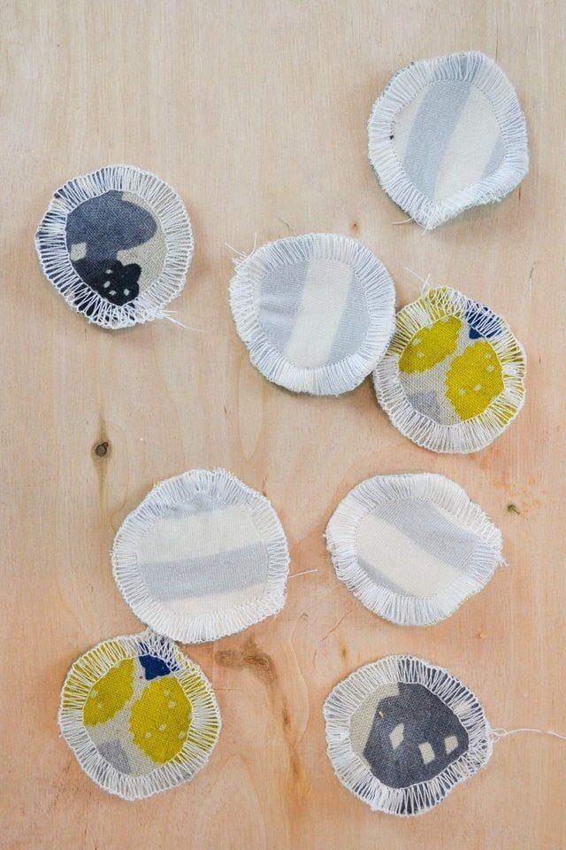 Make Reusable Cotton Wipes
