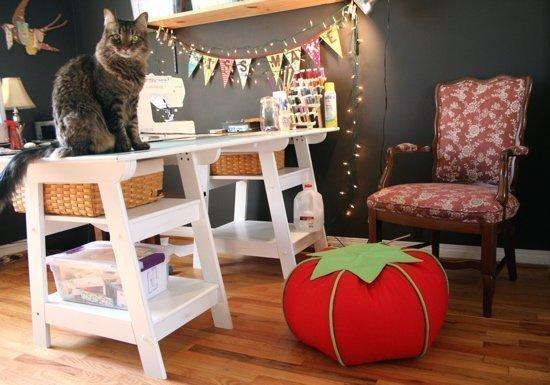 Giant Tomato Pincushion