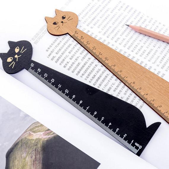 Cute Cat Ruler