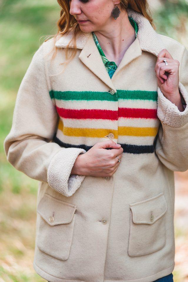 refashion coat