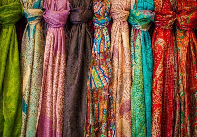 silk fabric for cheap