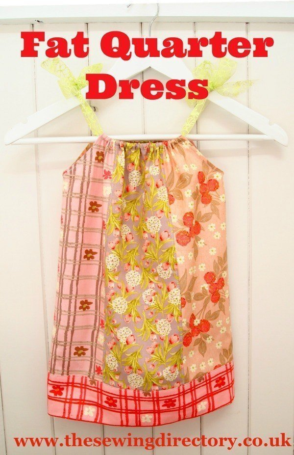 Fat Quarter Dress Project