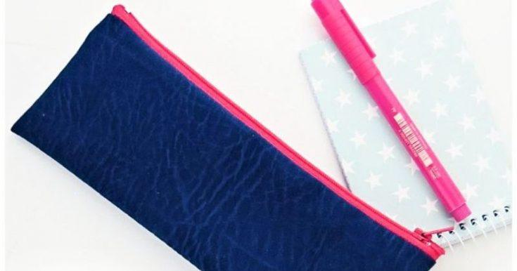 Diy Pencil Case - Easy And Quick!