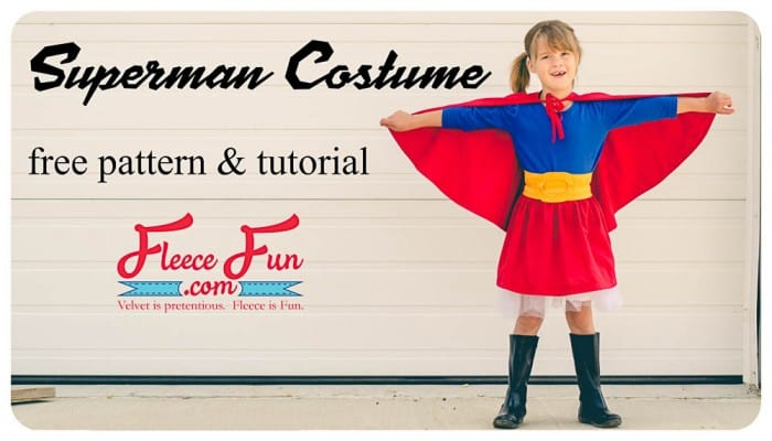 How to make a Supergirl Costume