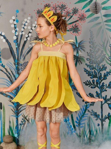 Flower Kid's Costume