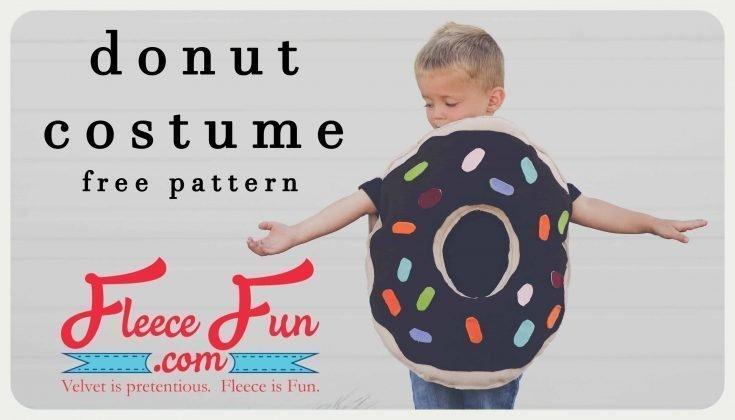 Easy Donut Free Pattern