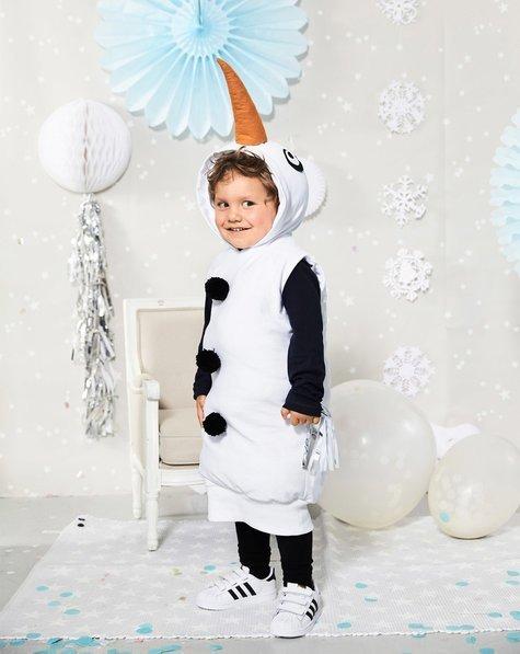 Children's Snowman Costume