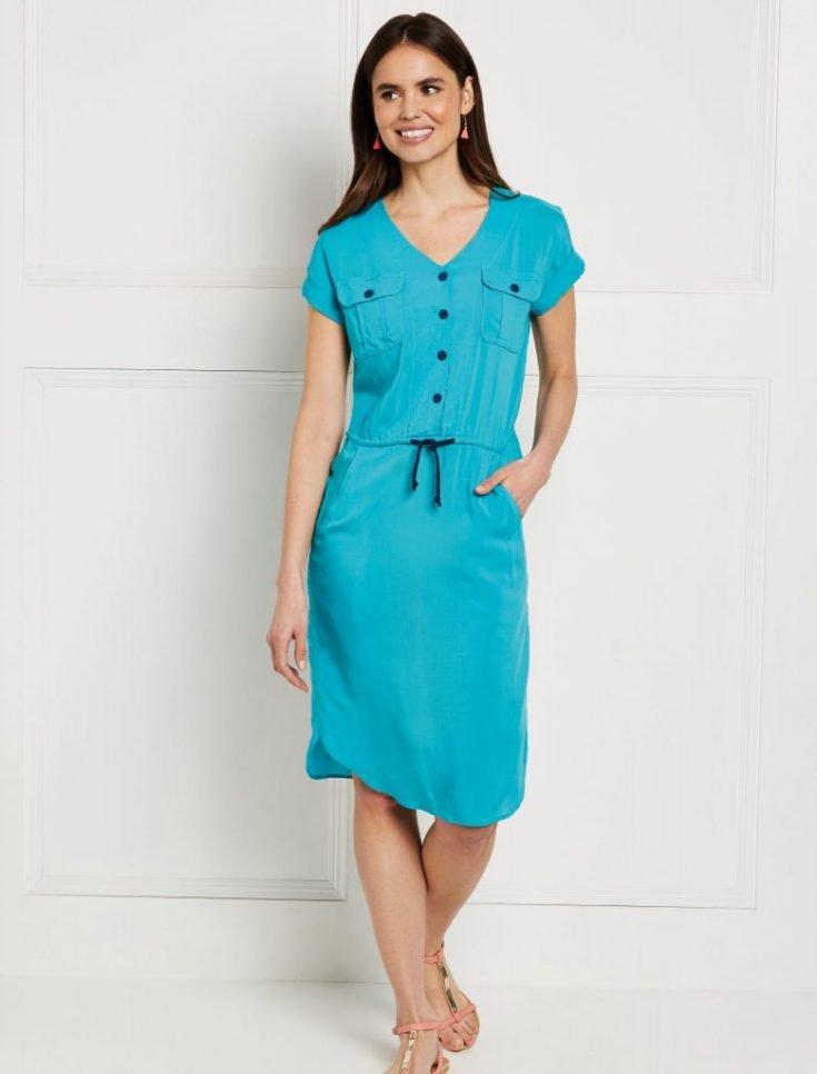 Dress the part Anza dress   Love Sewing