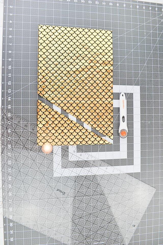 cut scale fabric