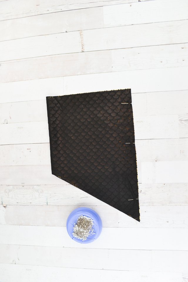 pin scale fabric