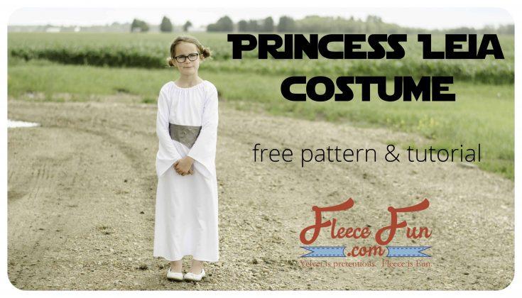 Princess Leia Free Pattern