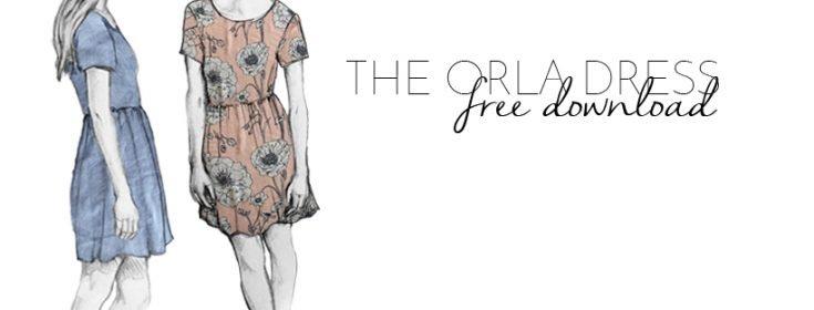 The Orla Dress - Free Pattern