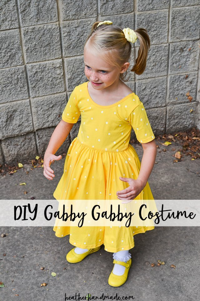 diy gabby gabby costume