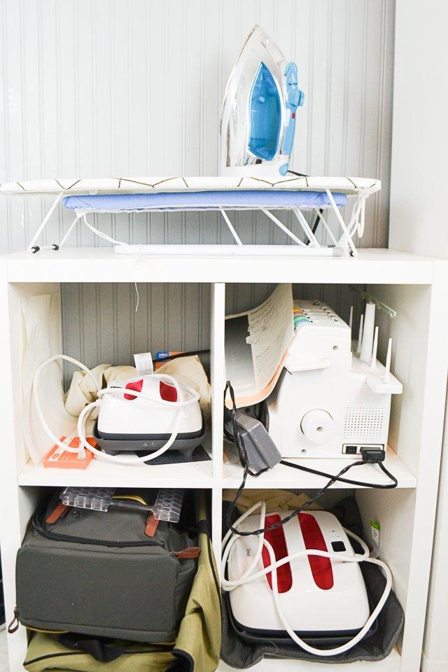 kallax ironing station