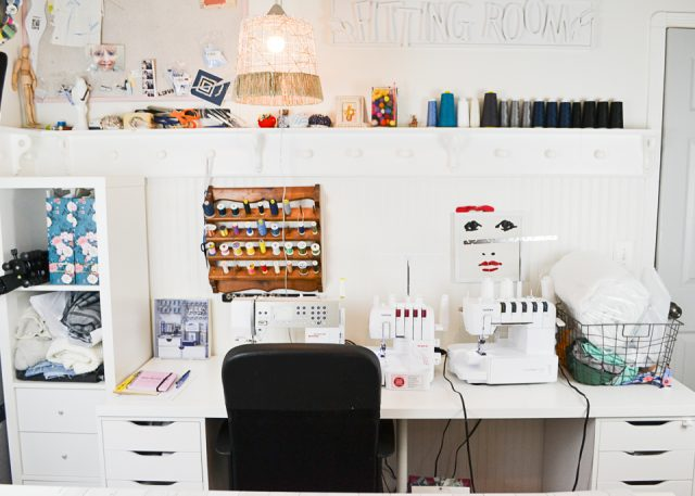 Ikea Sewing Room Heather Handmade