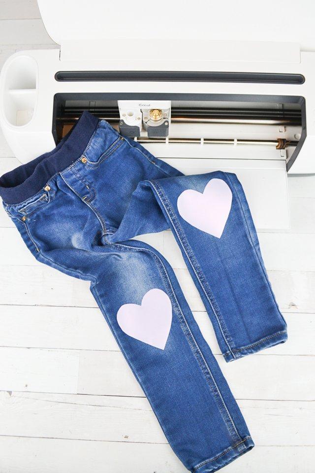 mend clothing cricut