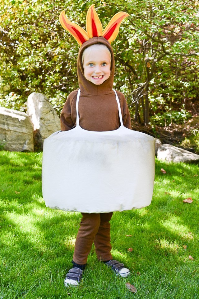 marshmallow costume