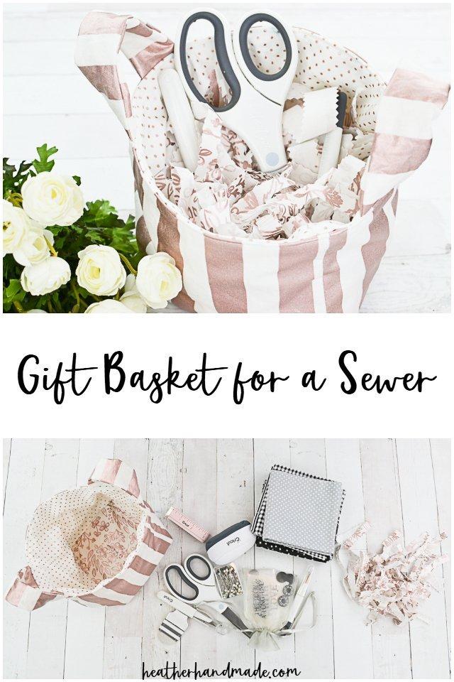 gift basket sewer