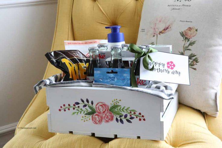 Mother Gift Basket Idea