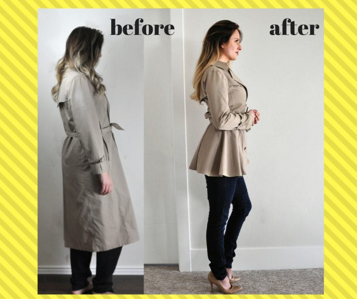 Refashion Coat Refashion