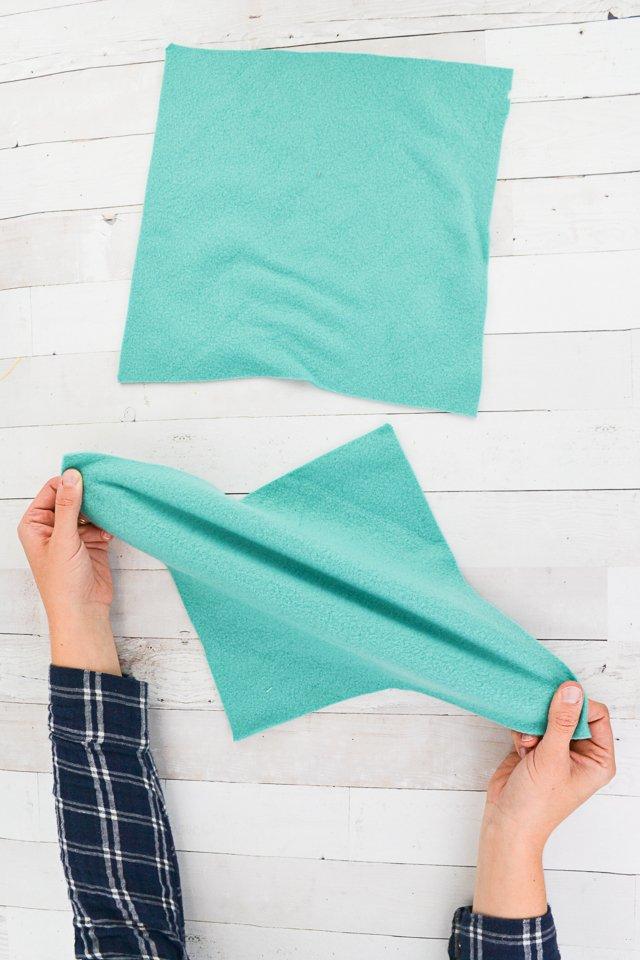 stretch fleece fabric